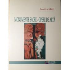 MONUMENTE SACRE - OPERE DE ARTA. RIT - MIT - SIMBOL