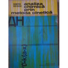 ANALIZA CHIMICA PRIN METODA CINETICA