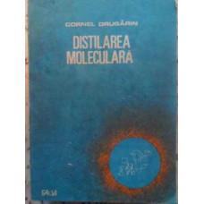 DISTILAREA MOLECULARA