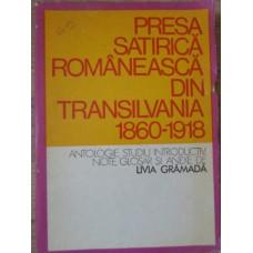PRESA SATIRICA ROMANEASCA DIN TRANSILVANIA 1860-1918