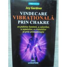 VINDECARE VIBRATIONALA PRIN CHAKRE